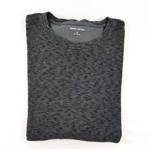 BANANA REPUBLIC Long Sleeve Sweatshirt